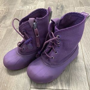 Native toddler boots